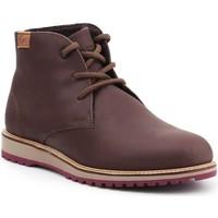 kengät Naiset Bootsit Lacoste Manette 7-34CAW0038176 brown
