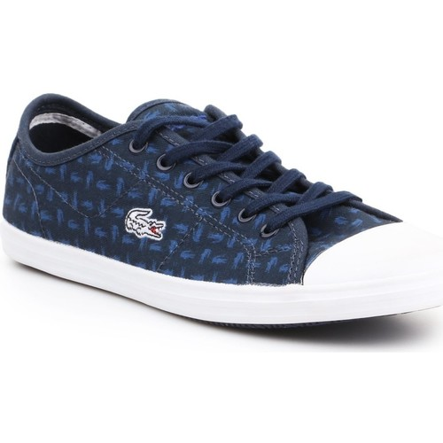 kengät Naiset Matalavartiset tennarit Lacoste Ziane 7-31SPW0038003 navy