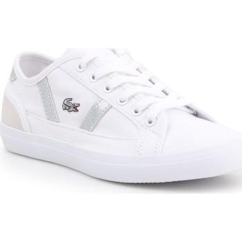 kengät Naiset Matalavartiset tennarit Lacoste Sideline 7-37CFA004321G white