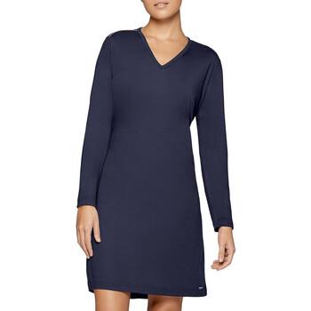 vaatteet Naiset pyjamat / yöpaidat Impetus Travel Woman 8570F84 F86 Sininen