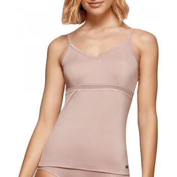 vaatteet Naiset Hihattomat paidat / Hihattomat t-paidat Impetus Travel Woman 8306F84 J82 Vaaleanpunainen
