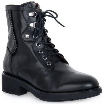 kengät Naiset Bootsit NeroGiardini NERO GIARDINI  100 SAVAGE NERO Nero