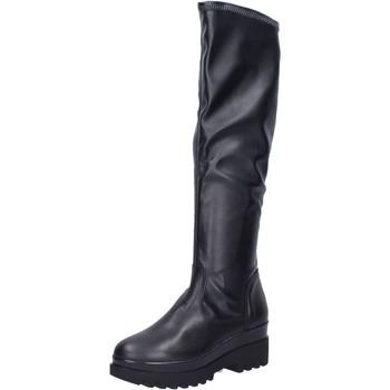 kengät Naiset Saappaat Geste BK393 Musta