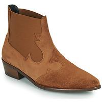 kengät Naiset Bootsit Fericelli NANTIAG Kamelinruskea