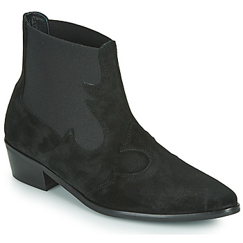 kengät Naiset Bootsit Fericelli NANTIAG Black