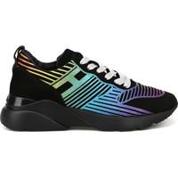 kengät Naiset Matalavartiset tennarit Hogan GYW3850AZ10CR0B999 multicolore