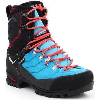 kengät Naiset Vaelluskengät Salewa WS Vultur EVO GTX 61335-8610 black, blue