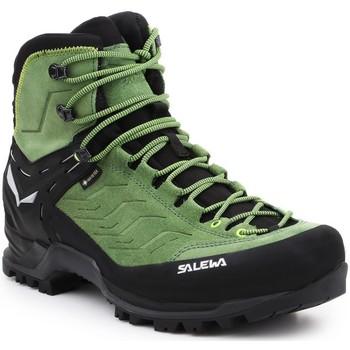 kengät Miehet Vaelluskengät Salewa Salomon MS MTN Trainer MID GTX 63458-5949 black, green