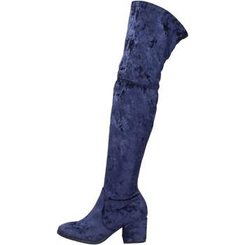 kengät Naiset Saappaat Accademia BK400 Sininen