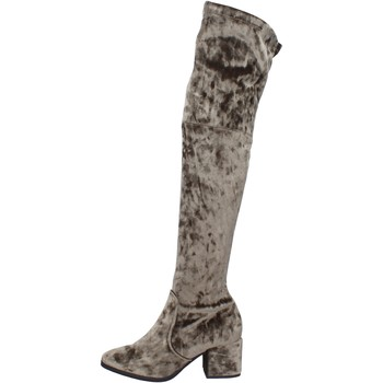 kengät Naiset Saappaat Accademia BK401 Vihreä