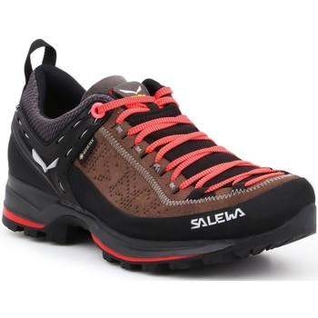 kengät Naiset Vaelluskengät Salewa WS MTN Trainer 2 GTX 61358-0480 brown, black