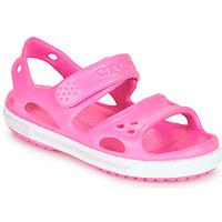 kengät Tytöt Sandaalit ja avokkaat Crocs CROCBAND II SANDAL PS Vaaleanpunainen