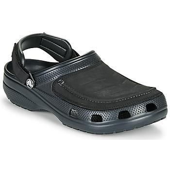 kengät Miehet Puukengät Crocs YUKON VISTA II CLOG M Musta