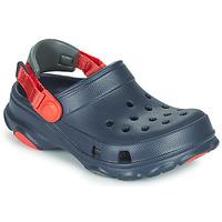 kengät Lapset Puukengät Crocs CLASSIC ALL-TERRAIN CLOG K Sininen