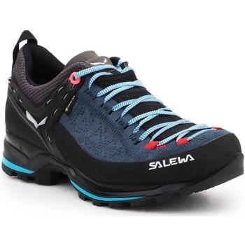 kengät Naiset Vaelluskengät Salewa WS MTN Trainer 2 GTX 61358-8679 navy , black