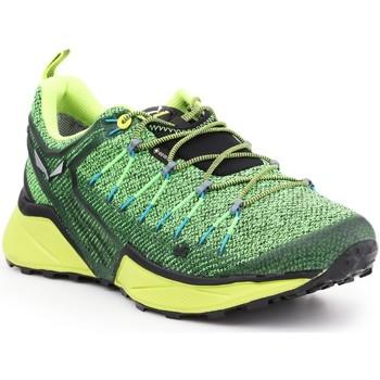 kengät Miehet Vaelluskengät Salewa MS Dropline GTX 61366-0953 green, yellow, black