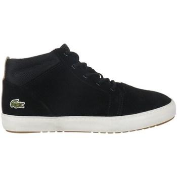 kengät Naiset Bootsit Lacoste Ampthill Chukka 417 1 Caw Mustat