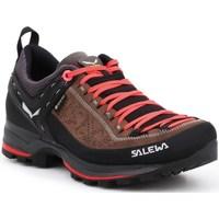 kengät Naiset Fitness / Training Salewa WS Mtn Trainer 2 Gtx Mustat, Oranssin väriset, Ruskeat