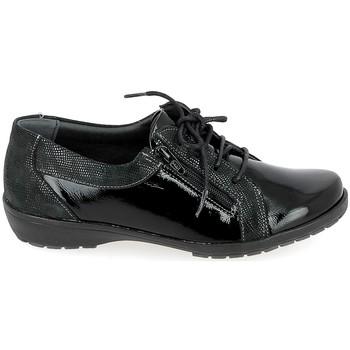 kengät Miehet Derby-kengät Boissy 80069 Noir Musta