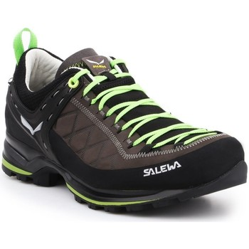 kengät Miehet Fitness / Training Salewa MS Mtn Trainer 2 L Mustat,Ruskeat