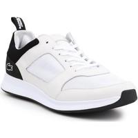 kengät Miehet Matalavartiset tennarit Lacoste Joggeur 217 1 G 7-33TRM1004147 white, beige, black