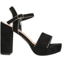kengät Naiset Sandaalit ja avokkaat Xti 35179 Black