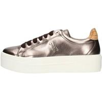 kengät Naiset Korkeavartiset tennarit Alviero Martini ZA136559A Bronze