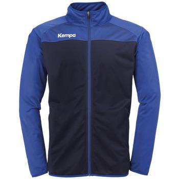 vaatteet Pojat Ulkoilutakki Kempa Veste  Prime Poly bleu marine/bleu royal