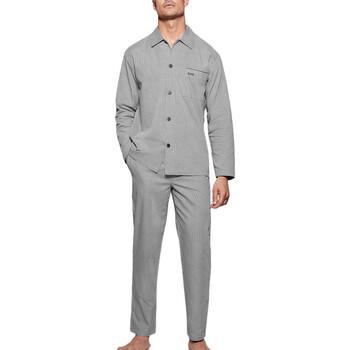 vaatteet Miehet pyjamat / yöpaidat Impetus 1500310 E97 Harmaa
