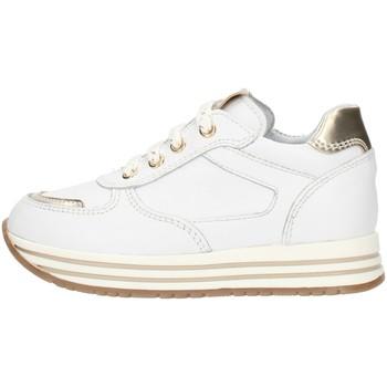 kengät Tytöt Korkeavartiset tennarit Nero Giardini I021525F White