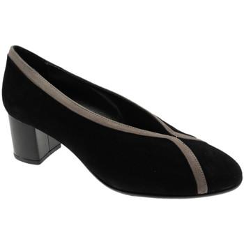 kengät Naiset Korkokengät Soffice Sogno SOSO20611ne nero