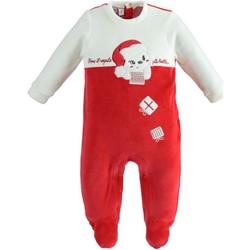 vaatteet Lapset Jumpsuits / Haalarit Ido 41173 Rosso/panna