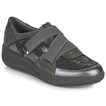 kengät Naiset Matalavartiset tennarit Stonefly ROCK 11 Harmaa