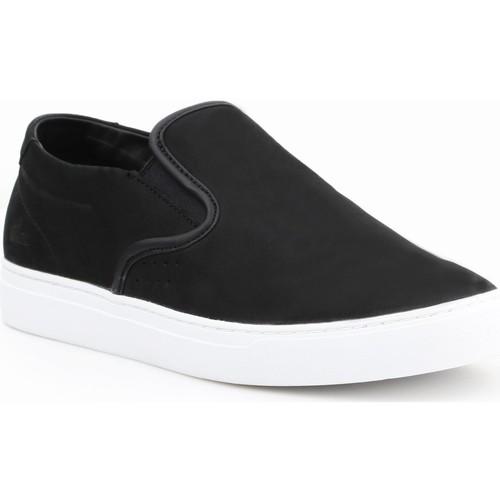 kengät Miehet Tennarit Lacoste Alliot Slip-On 216 7-31CAM0140024 black