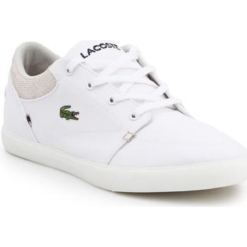 kengät Miehet Matalavartiset tennarit Lacoste Bayliss 218 7-35CAM001083J white
