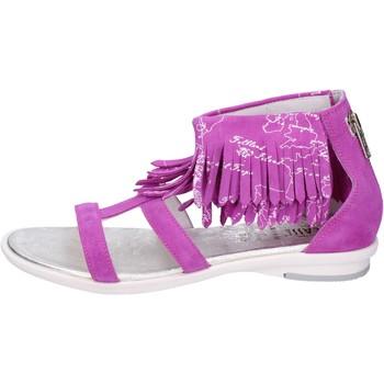 kengät Tytöt Sandaalit ja avokkaat 1A Classe Alviero Martini BK495 Violetti