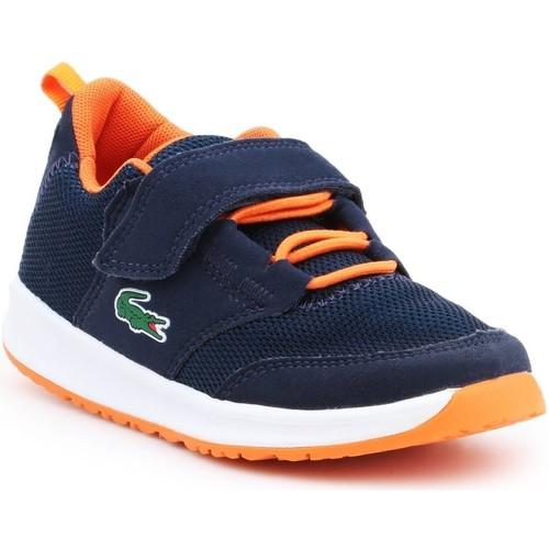 kengät Pojat Sandaalit ja avokkaat Lacoste Light 217 1 SPC 7-33SPC1005DT7 navy , orange