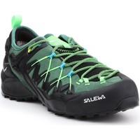 kengät Miehet Vaelluskengät Salewa MS Wildfire Edge GTX 61375-5949 black, green