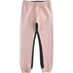 vaatteet Tytöt Verryttelyhousut Ido 41377 Rosa