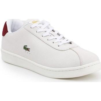 kengät Miehet Matalavartiset tennarit Lacoste Masters Valkoiset
