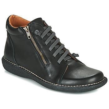kengät Naiset Bootsit Casual Attitude NELIO Musta