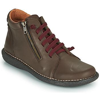 kengät Naiset Bootsit Casual Attitude NELIO Ruskea