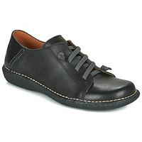 kengät Naiset Derby-kengät Casual Attitude NIPITE Musta