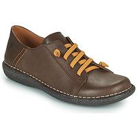 kengät Naiset Derby-kengät Casual Attitude NIPITE Brown