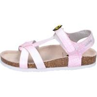 kengät Tytöt Sandaalit ja avokkaat Smiley Sandaalit BK512 Ruusu