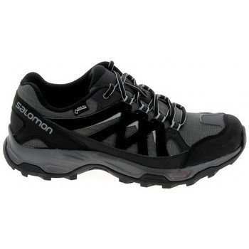 kengät Vaelluskengät Salomon Effect GTX Noir Gris Musta