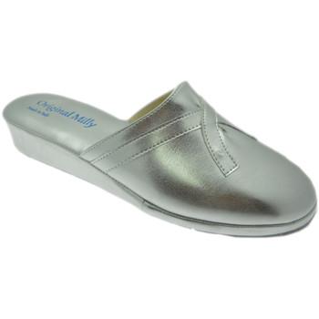 kengät Naiset Tossut Milly MILLY2200arg grigio
