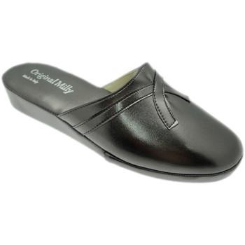 kengät Naiset Puukengät Milly MILLY2200pio grigio