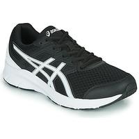 kengät Miehet Juoksukengät / Trail-kengät Asics JOLT 3 Musta / Valkoinen