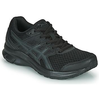 kengät Naiset Juoksukengät / Trail-kengät Asics JOLT 3 Musta